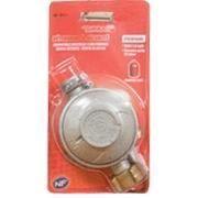 DIPRA Détenteur simple propane NF 1.5kg/h - 37mbar - Ecrou bouteille - M20/150