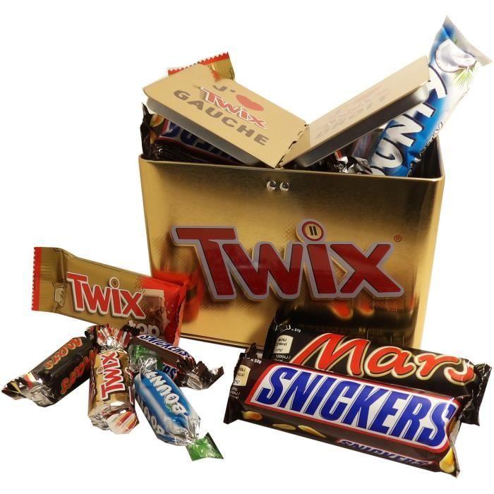Box Collector TWIX - Lot de 2