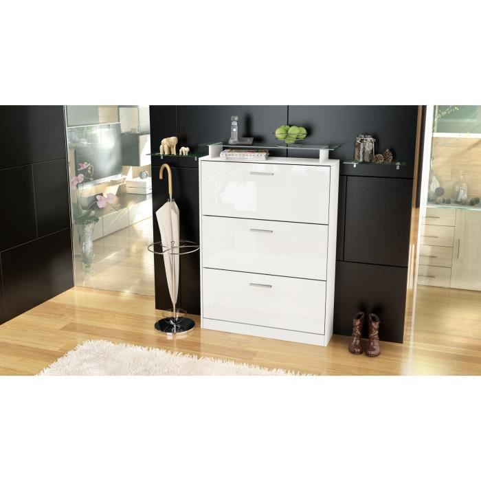 armoire range chaussures maison design. Black Bedroom Furniture Sets. Home Design Ideas
