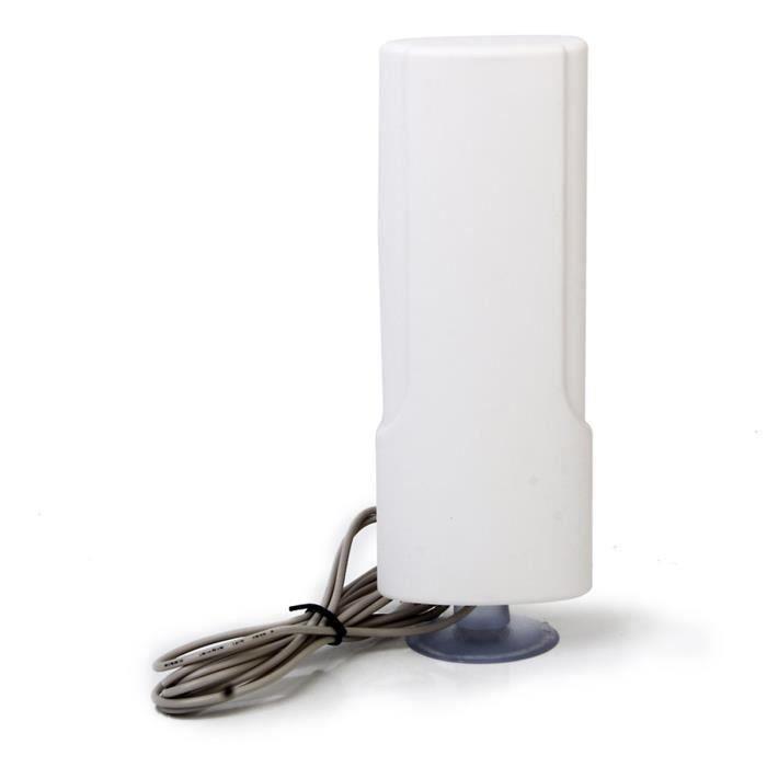 CÂBLE INFORMATIQUE 25dBi Antenne Booster 4G LTE Amplificateur de sign