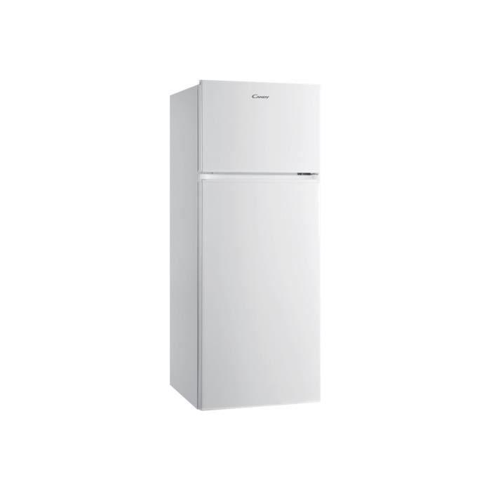 RÉFRIGÉRATEUR CLASSIQUE Candy CMDDS5142W Réfrigérateur-congélateur pose li