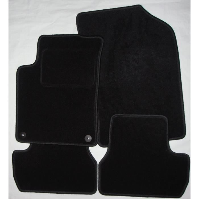 tapis de sol sur mesure pour citroen c3 et ds3 achat. Black Bedroom Furniture Sets. Home Design Ideas