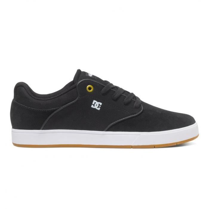 Chaussures DC Mikey Taylor Black White Gum Bw6
