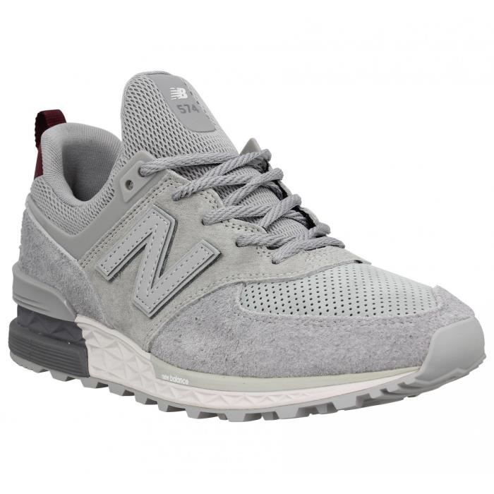 new balance hommes 574 grise