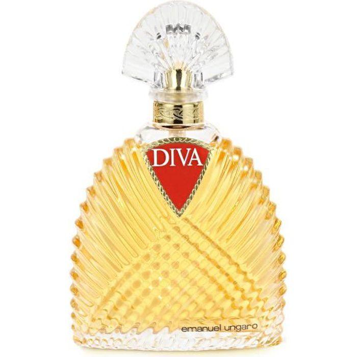 EAU DE PARFUM EMANUEL UNGARO Eau de parfum Diva Eau - Femme - 50