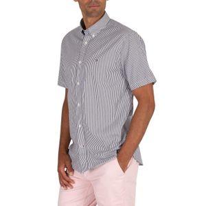 Pierre Cardin Chemise Shirt Manches Courtes Casual Décontracté 7313