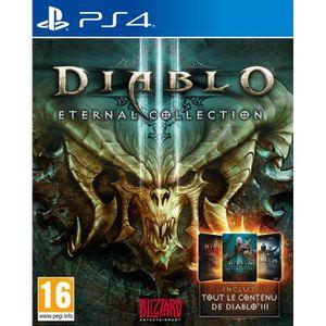 JEU PS4 DIABLO 3 Eternal Collection Jeu PS4