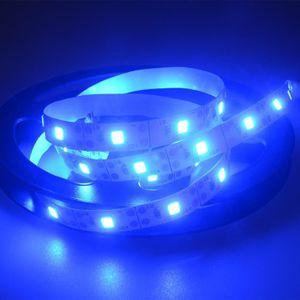 BANDE - RUBAN LED 5V 2835 120SMD 2M blanc chaud blanc bleu LED bande
