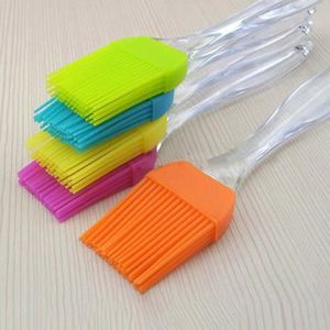 2x Silicone Cuisine Barbecue Pinceau Brosse Huile Grattoir Beurre Pain Baking