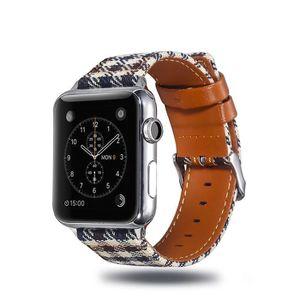 BRACELET MONTRE CONNEC. Bracelet pour Apple Watch Series 4 40mm-Series 3-2