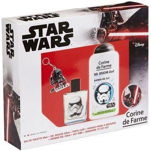 COFFRET CADEAU PARFUM CORINE DE FARME - Star Wars - Coffret eau de toile