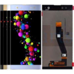 ECRAN DE TÉLÉPHONE Ecran tactile + LCD doré de remplacement pour Sony