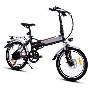 KIT VÉLO ÉLECTRIQUE vélo électriques pliante Vélo de montagne 20 pouce