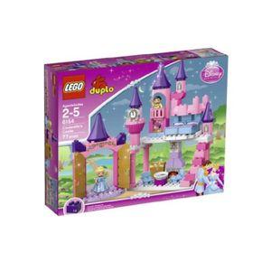 ASSEMBLAGE CONSTRUCTION Jeu D'Assemblage LEGO VUZKV Château de DUPLO 6154