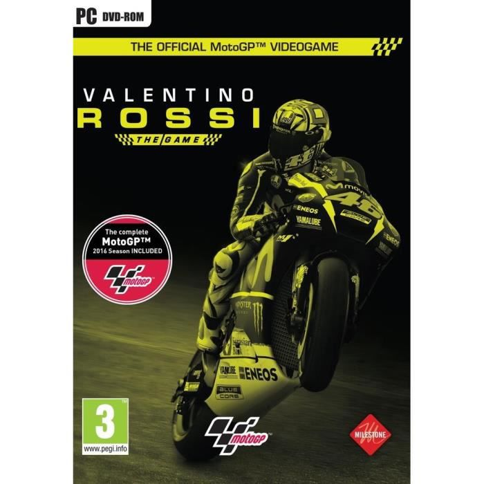 Valentino Rossi : The Game Jeu PC