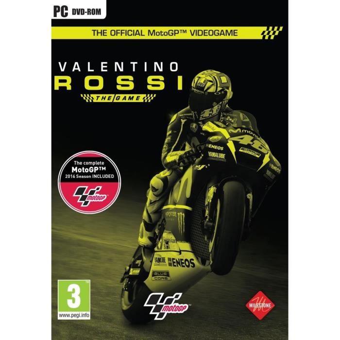 JEU PC Valentino Rossi : The Game Jeu PC