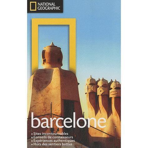GUIDES MONDE Barcelone
