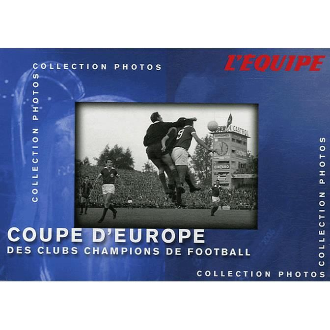 Coupe d 39 europe des clubs champions de football achat - Football coupe d europe des clubs champions ...