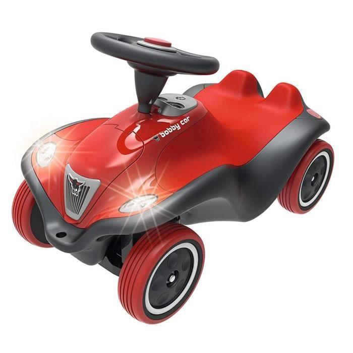 Grand - 800056230 - Porteur Enfant - Bobby Car Next - Fonctions Electroniques
