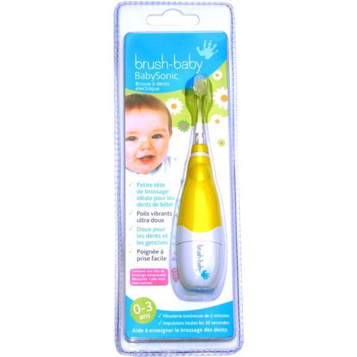 Brosse à dents électrique Brush Baby Baby Sonic