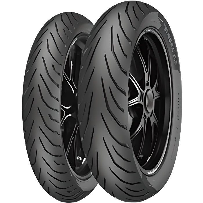 PIRELLI 130/70 - 17 M/C 62S ANGEL CiTY - Pneu Moto Route Été
