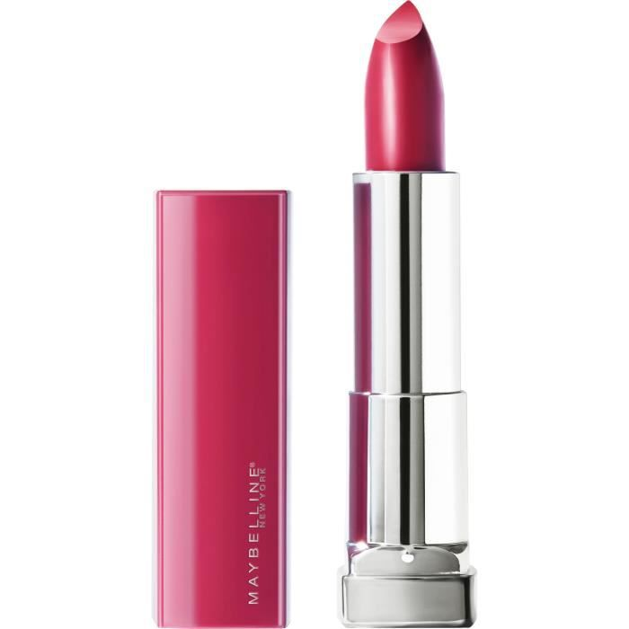 GEMEY MAYBELLINE Rouge à lèvres New York Color Sensation Made For All - 379 Fuchsia For Me