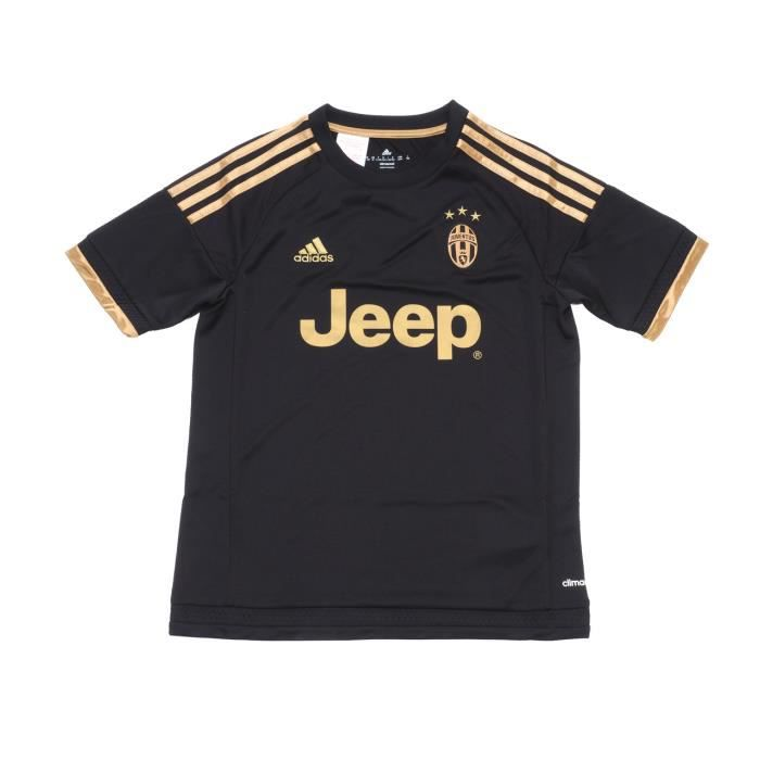 Maillot de football Juve maillot nr/or jr