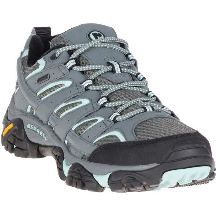 Chaussures femme Randonnée Merrell Moab 2 Goretex