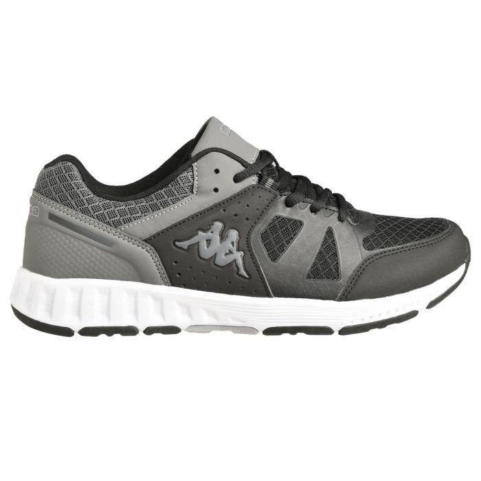 KAPPA - Chaussures de sport Birdy mesh homme Noir 40