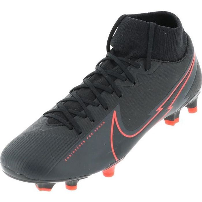 Chaussures football lamelles Mercurial superfly 7 academy mg - Nike