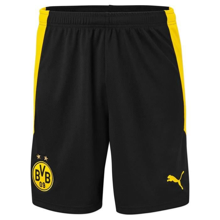 Puma Borussia Dortmund Home Short De Football 2020 2021 Hommes