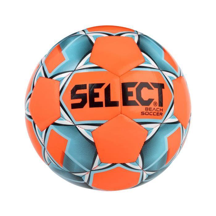 Ballon Select Beach Soccer - orange - Taille 5