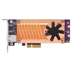 QNAP QM2-2P10G1TA carte et adaptateur d'interfaces M.2,RJ-45 Interne