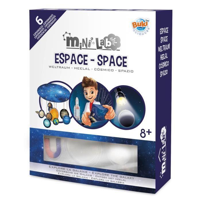 EXPÉRIENCE SCIENTIFIQUE Experience Scientifique Buki 3003 Espace Mini-labo