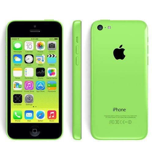 smartphone apple iphone 5c 16go d bloqu reconditionn neuf vert achat smartphone pas cher. Black Bedroom Furniture Sets. Home Design Ideas