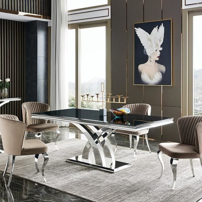 Table de salle à manger baroque Aboville