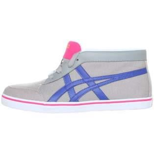 Asics Renshi CV Sneakers Grey / Royal Blue, 37