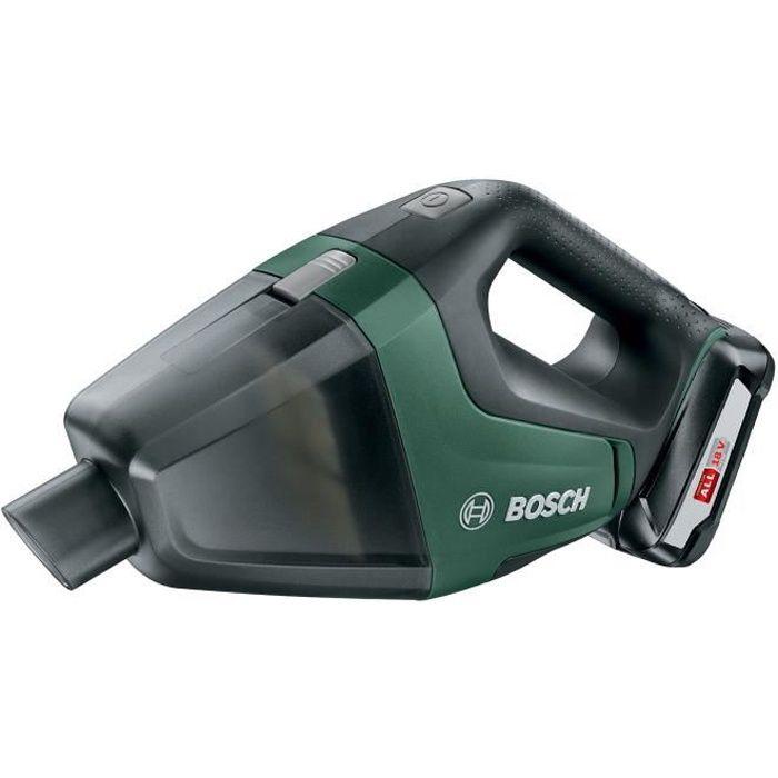 Bosch Professional Syst/ème sans fil 18V Aspirateur GAS 18V-10 L version solo sans batterie ni chargeur accessoires
