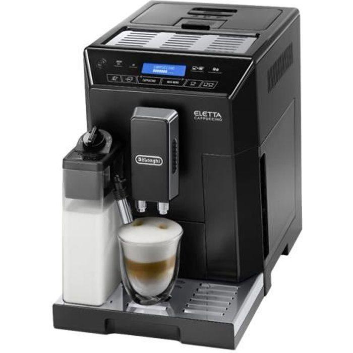 MACHINE À CAFÉ De'Longhi Eletta Cappuccino ECAM 44.660.B - Machin