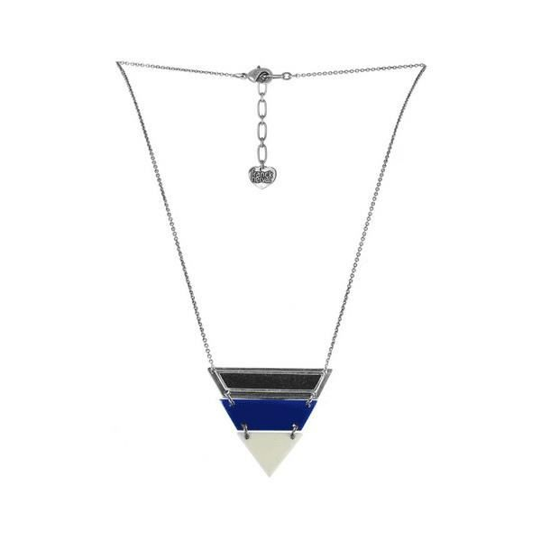 Collier triangle Franck Herval Collection Kilim 15-60934
