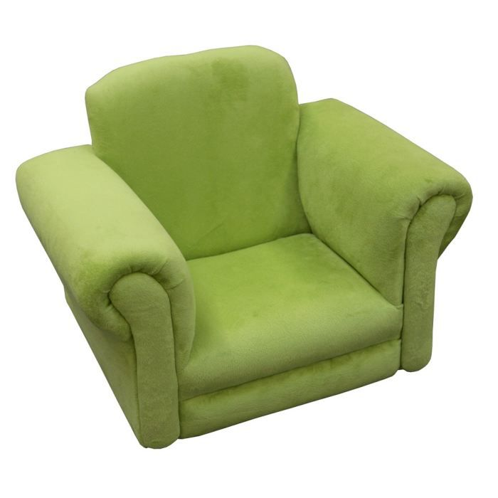 fauteuil enfant velours vert achat vente fauteuil. Black Bedroom Furniture Sets. Home Design Ideas