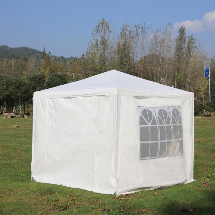 TENTE DE CAMPING 3x3m tente pliante en plein air couvert étanche so