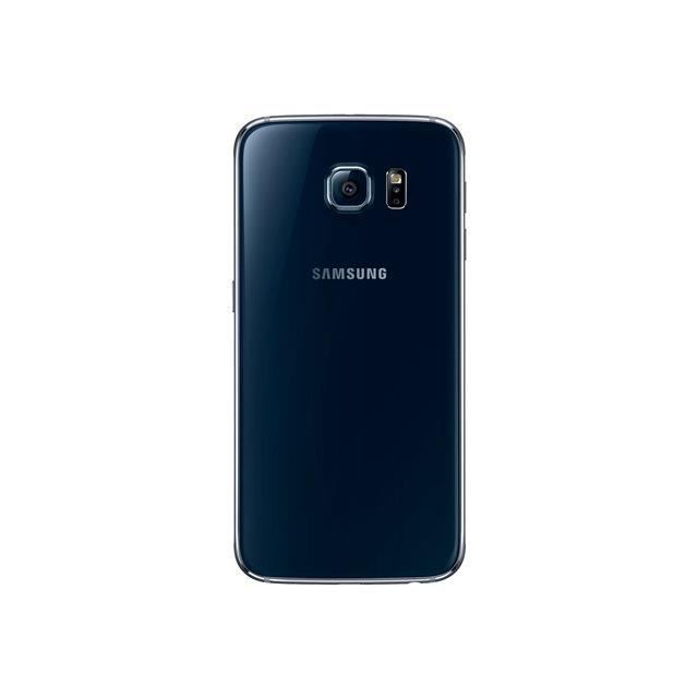 smartphone samsung galaxy s6 32go noir saphir neuf achat. Black Bedroom Furniture Sets. Home Design Ideas