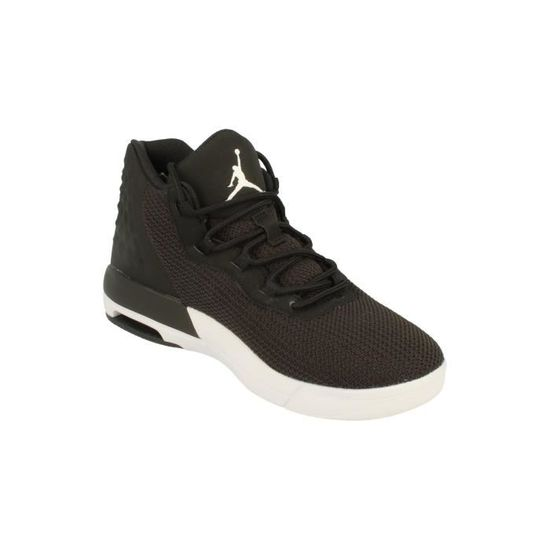detailed look c504f d549b Nike Air Jordan Academy BG Hi Top Basketball Trainers 844520 Sneakers  Chaussures 002 Noir Noir - Achat   Vente basket - Cdiscount