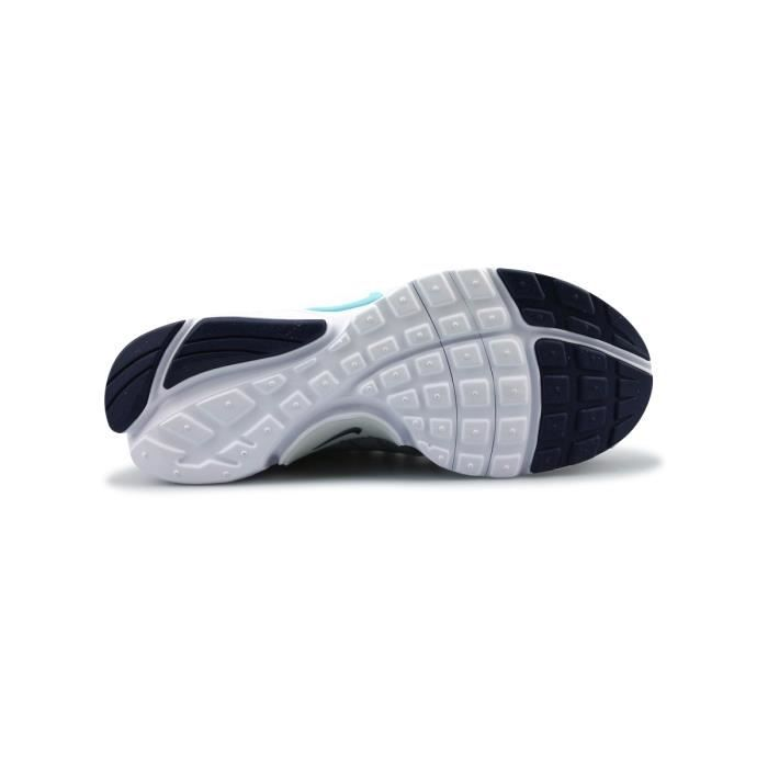 Basket Nike Presto Junior Bleu 833878-402
