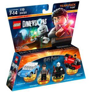 FIGURINE DE JEU LEGO Dimensions - Pack Equipe - Harry Potter