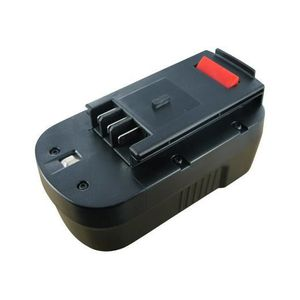 BATTERIE MACHINE OUTIL Batterie type BLACK DECKER A18