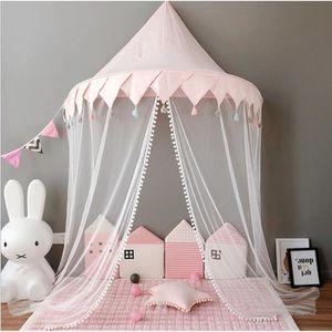 Rideaux chambre enfant fille