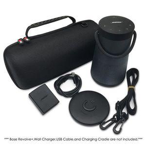 COQUE ENCEINTE PORTABLE Pour Bose SoundLink Revolve Enceinte Bluetooth EVA