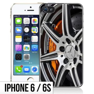 coque iphone 6 6s mercedes amg jante